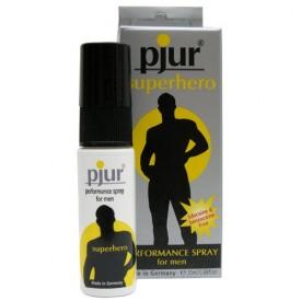 Пролонгирующий мужской спрей pjur SUPERHERO spray - 20 мл.