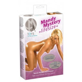 Секс-кукла Mandy с 3 любовными отверстиями